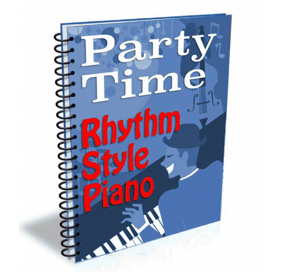 Book One - Party Time - Rhythm Style Piano