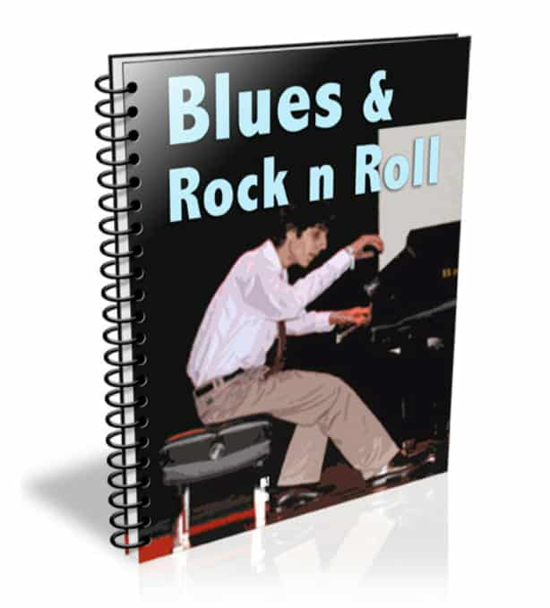 Book 2 - Blues And Rock And Roll